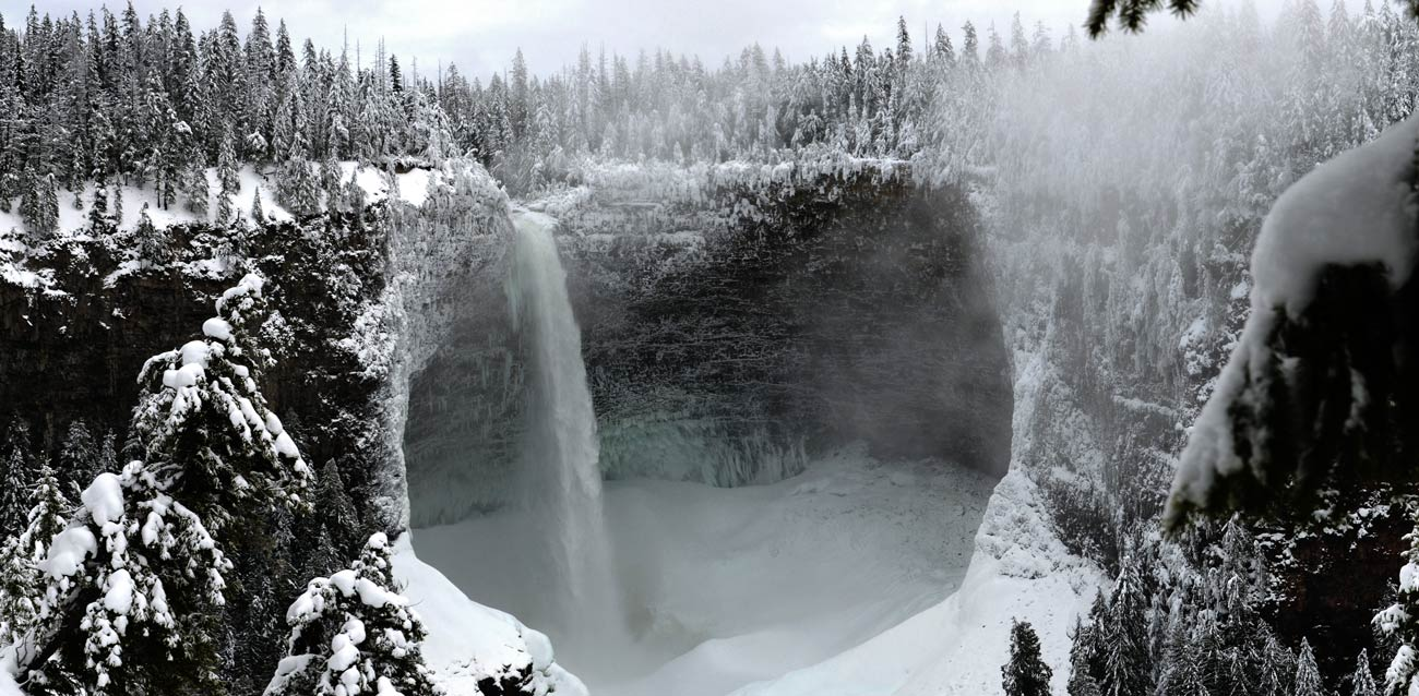 Helmcken Falls Lodge is now Closed for the Season